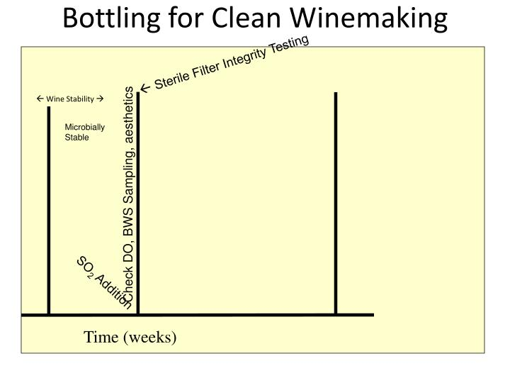 Bottling for Clean Winemaking