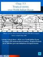 chap 5 5 tropical storms over north indian ocean1