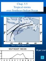 chap 5 5 tropical storms over southeast indian ocean
