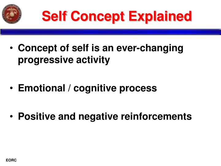 analyzing self concept