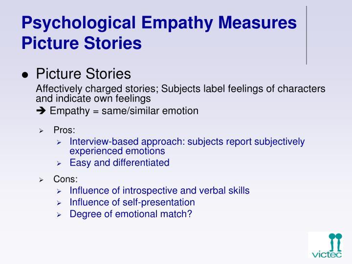 Psychological Empathy Measures