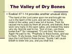 the valley of dry bones1