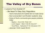 the valley of dry bones5