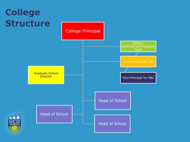 College Structure