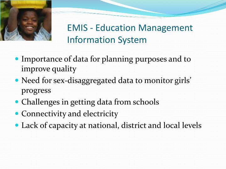 EMIS - Education Management Information System