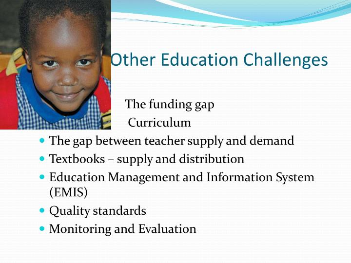 Other Education Challenges