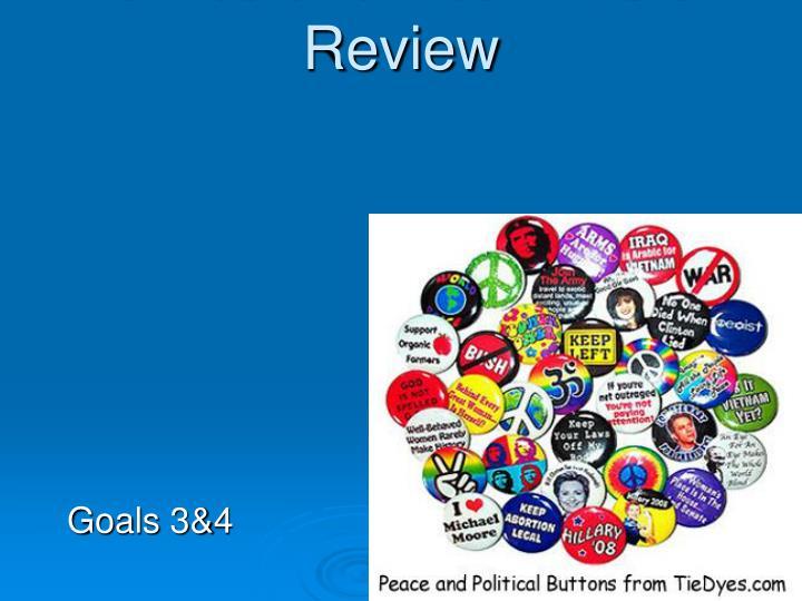 Civics and Econ. EOC Review