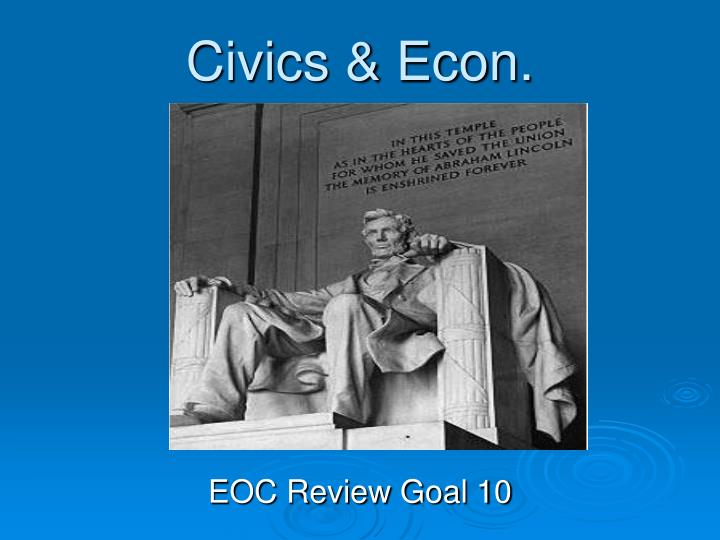 Civics & Econ.