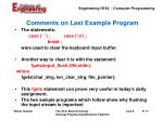 comments on last example program1