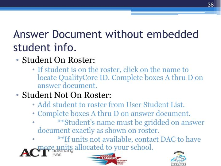 Answer Document without embedded student info.