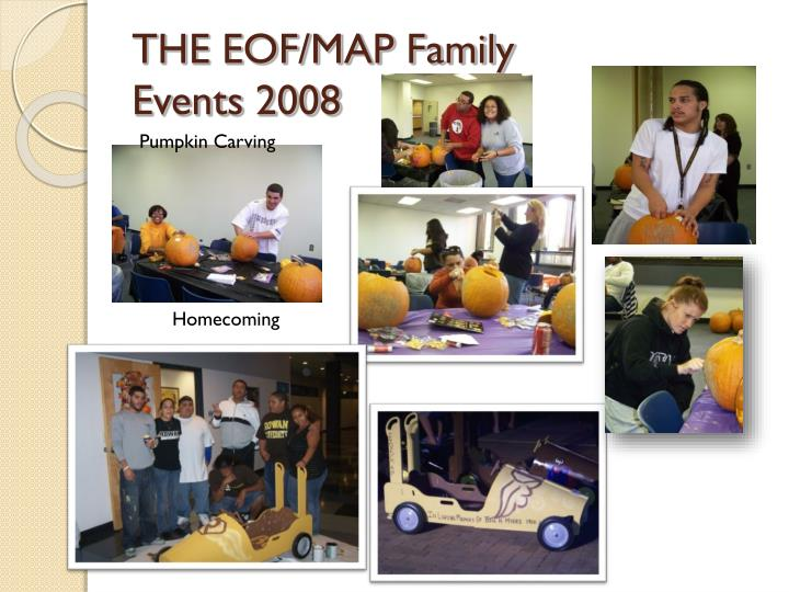 THE EOF/MAP Family