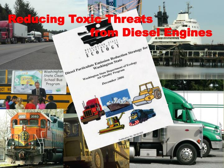 Reducing Toxic Threats
