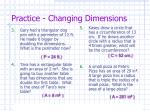 practice changing dimensions3