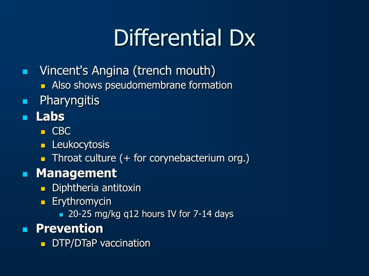 Differential Dx