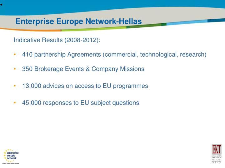 Enterprise Europe Network-Hellas