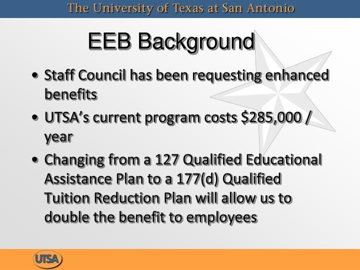 EEB Background