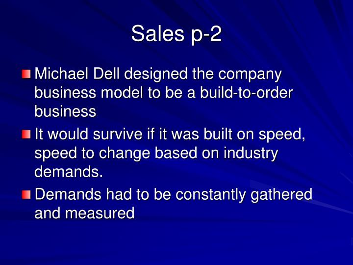 Sales p-2