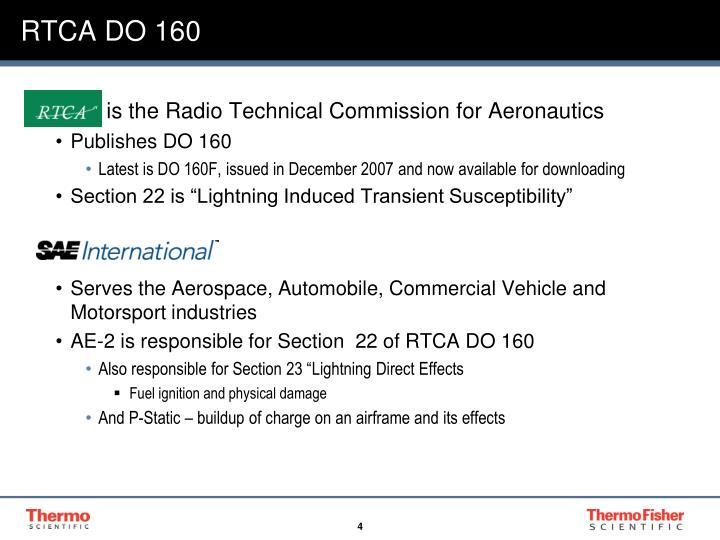 RTCA DO 160