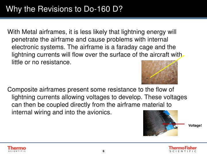 Why the Revisions to Do-160 D?