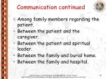 communication continued2