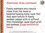 emotional area continued1