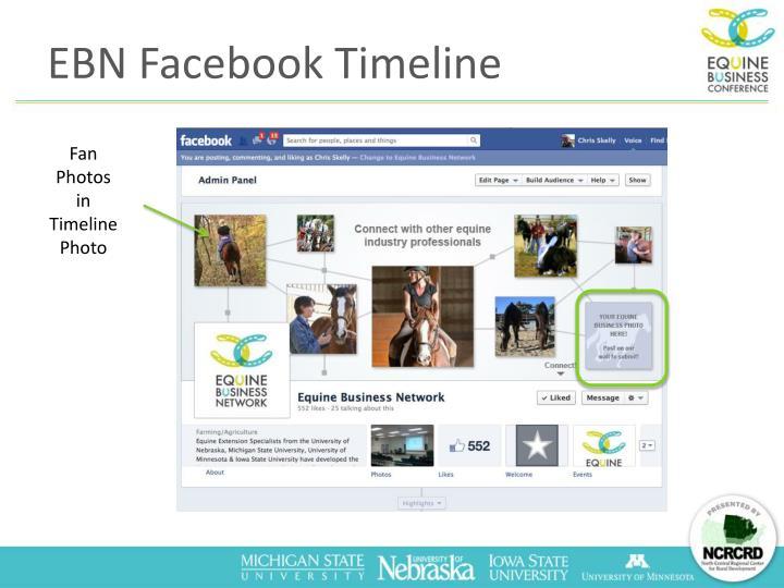 EBN Facebook Timeline