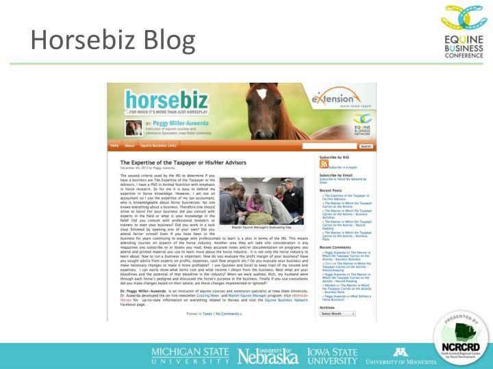 Horsebiz
