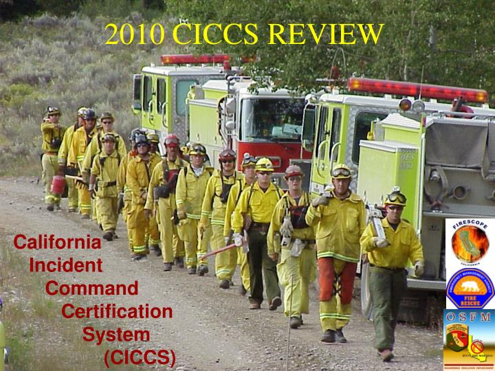 2010 CICCS REVIEW