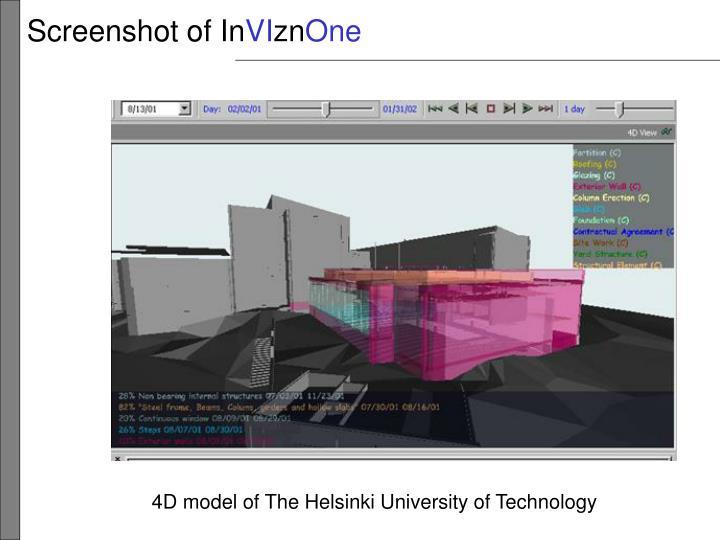 Screenshot of In