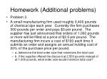 homework additional problems2