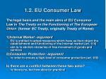 1 2 eu consumer law