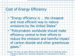 cost of energy efficiency1