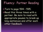 fluency partner reading1