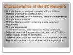 characteristics of the sc network1