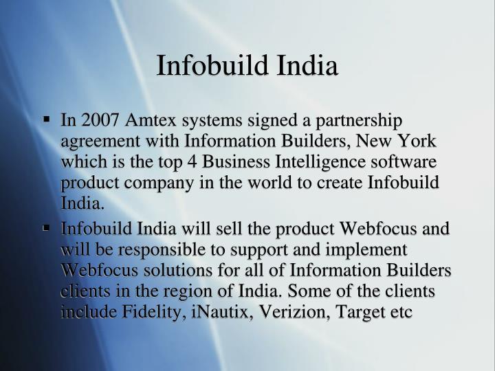 Infobuild India