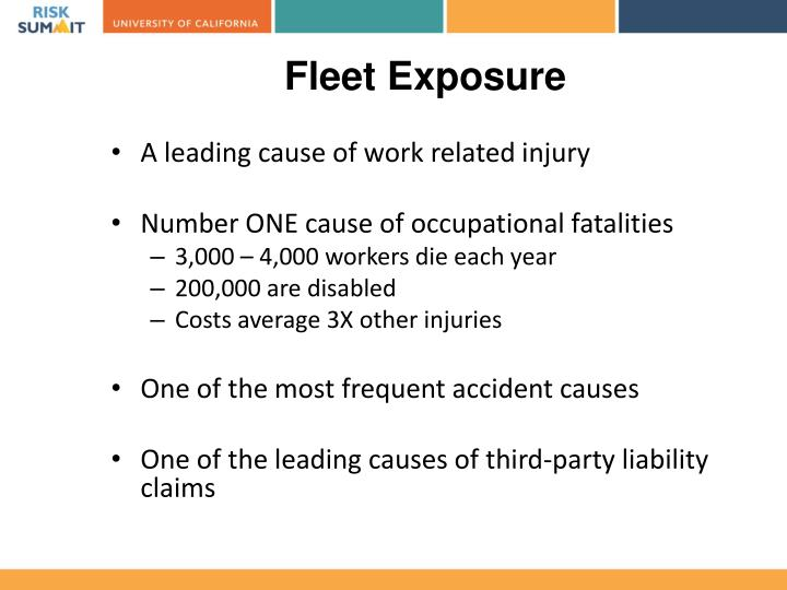 Fleet Exposure