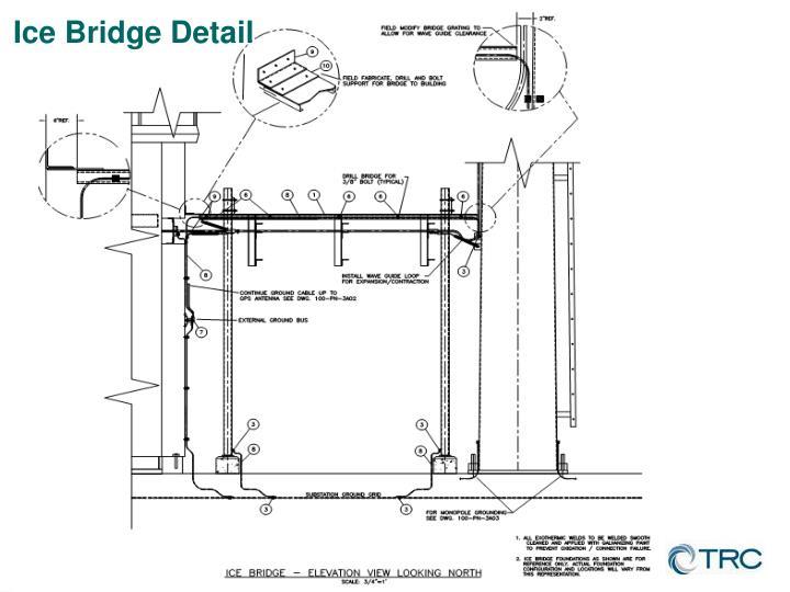 Ice Bridge Detail