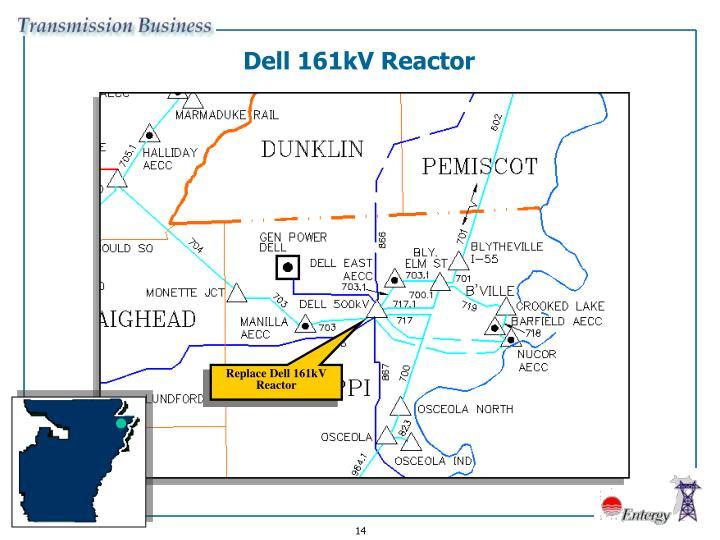 Dell 161kV Reactor