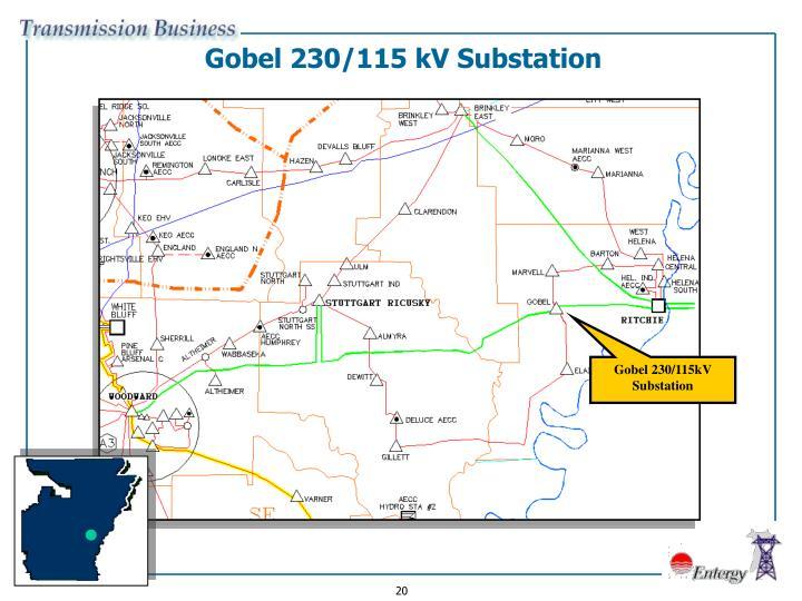 Gobel 230/115 kV Substation