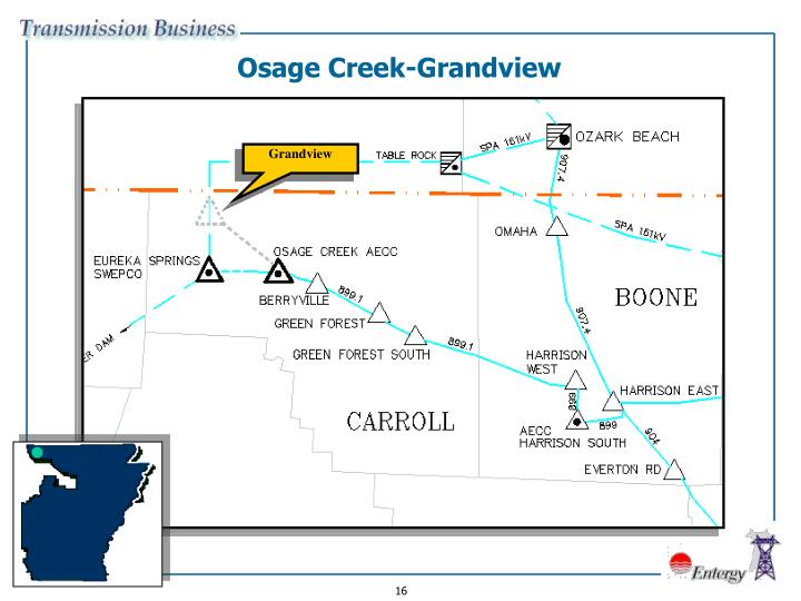 Osage Creek-Grandview