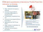 kema abri recientemente el laboratorioa flexible power grid laboratory en holanda