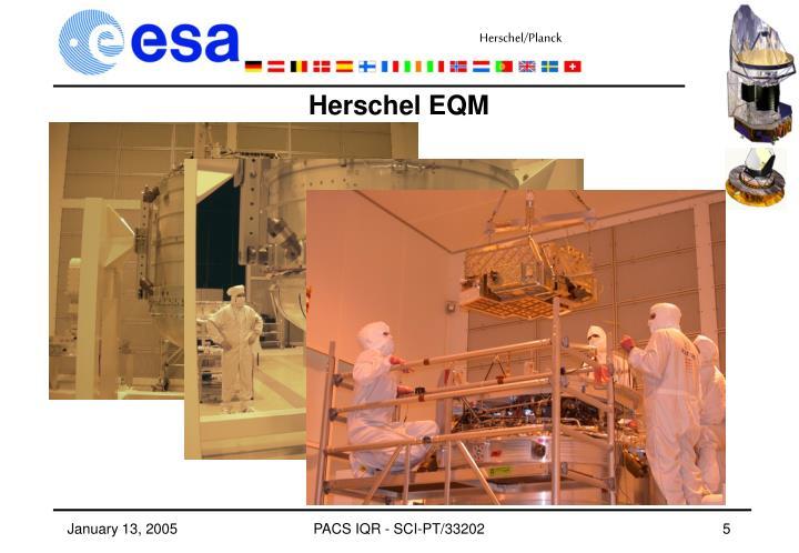 Herschel EQM