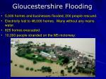 gloucestershire flooding