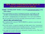 new tools for enhancing mutual legal assistance in the eu6