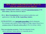 new tools for enhancing mutual legal assistance in the eu8