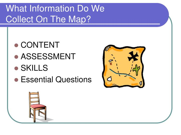 What Information Do We Collect On The Map?