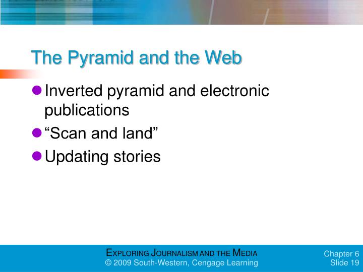 The Pyramid and the Web