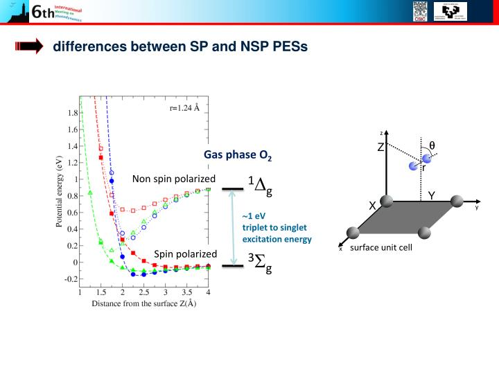 differences between SP and NSP PESs