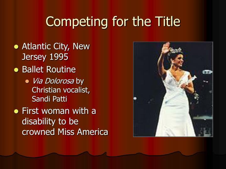 Atlantic City, New Jersey 1995