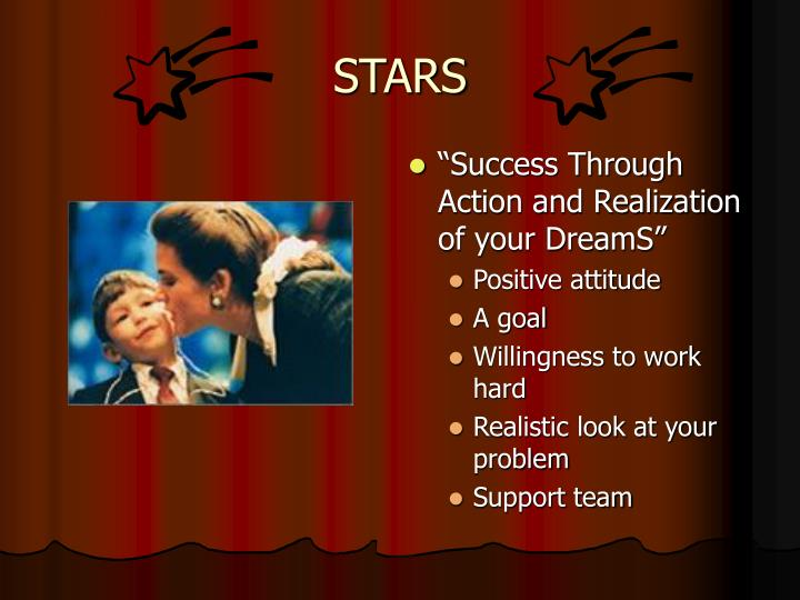 """""""Success Through Action and Realization of your DreamS"""""""